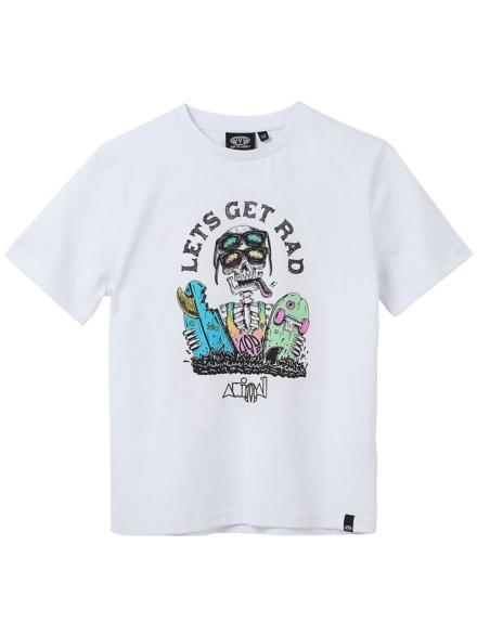 Animal Get Rad T-Shirt wit