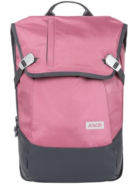 AEVOR Daypack Proof Cassis rugtas roze