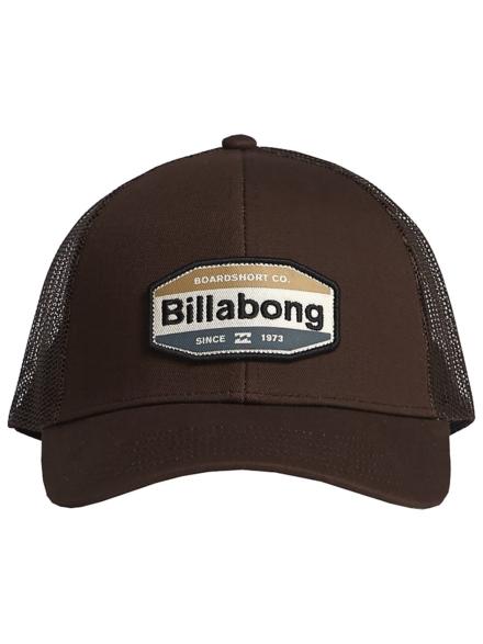 Billabong Walled Trucker petje bruin