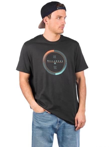 Billabong Full Rotator T-Shirt zwart
