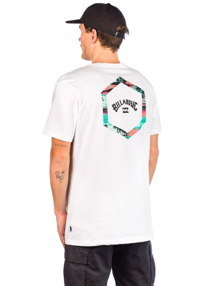 Billabong Access T-Shirt wit
