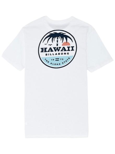 Billabong Dreamy Place T-Shirt wit