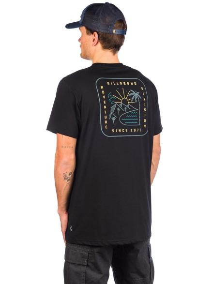 Billabong Matara T-Shirt zwart