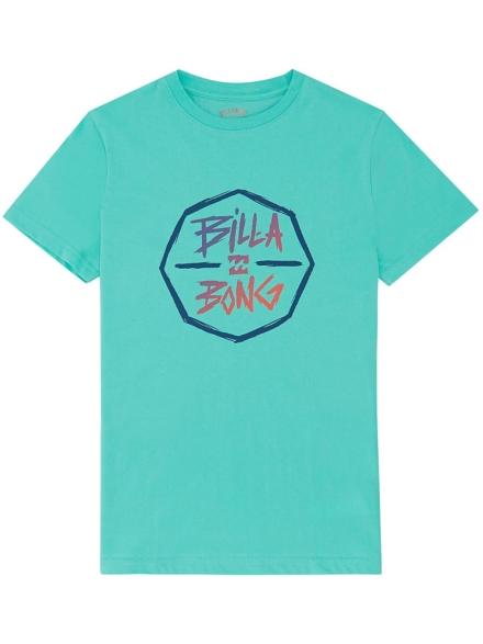 Billabong Octo T-Shirt blauw