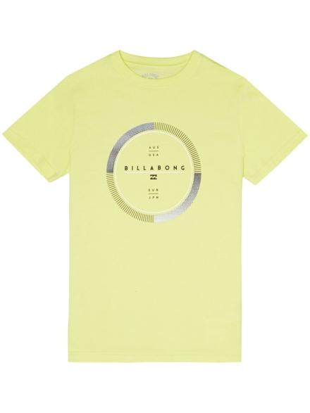 Billabong Full Rotator T-Shirt geel
