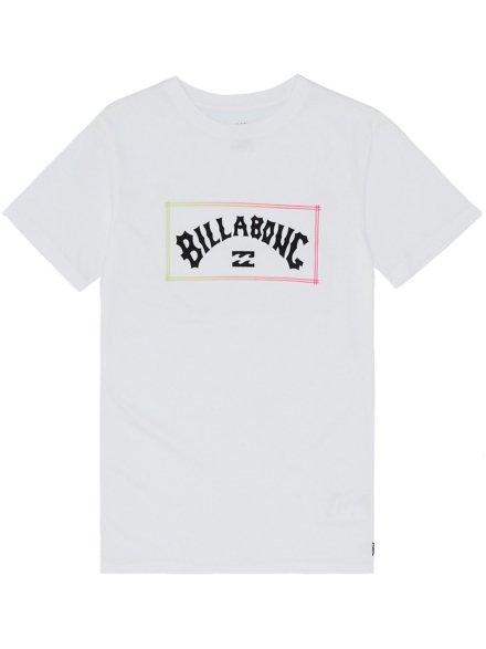 Billabong Arch T-Shirt wit