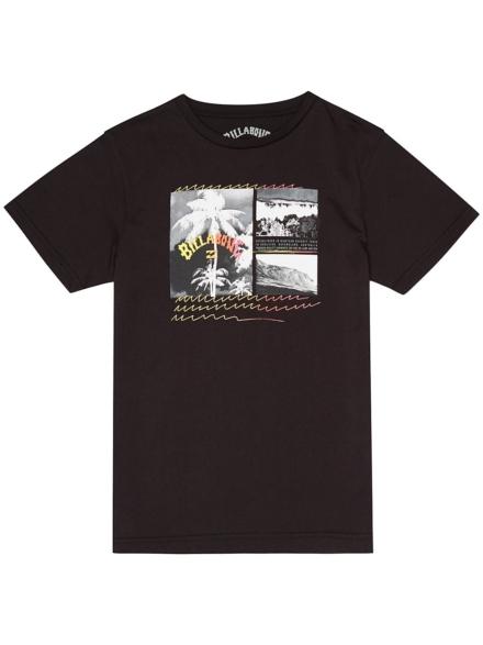 Billabong Crash T-Shirt zwart
