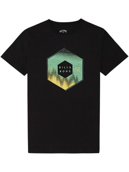 Billabong X Cess T-Shirt zwart