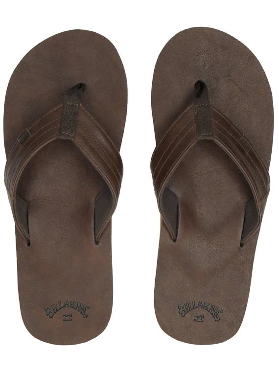 Billabong Seaway Classic slippers bruin