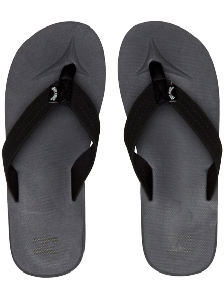 Billabong All Day Casual slippers grijs