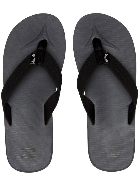 Billabong All Day Casual slippers grijs