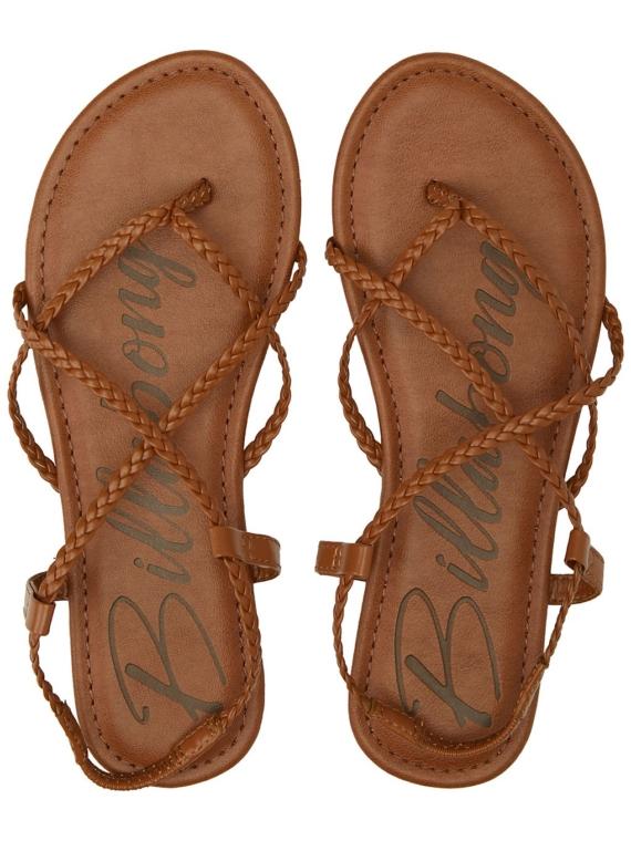 Billabong Crossing Over 3 slippers bruin