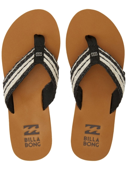 Billabong Baja slippers zwart