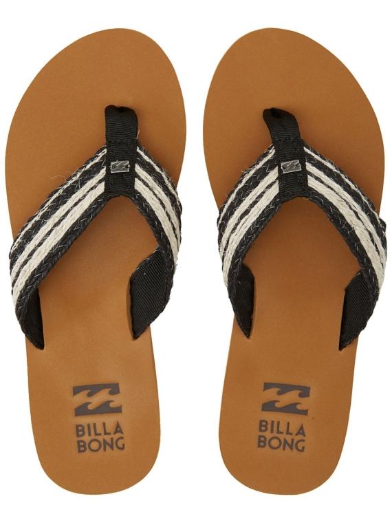Billabong Baja slippers zwart
