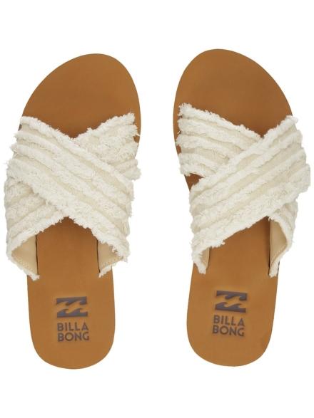 Billabong High Sea slippers patroon