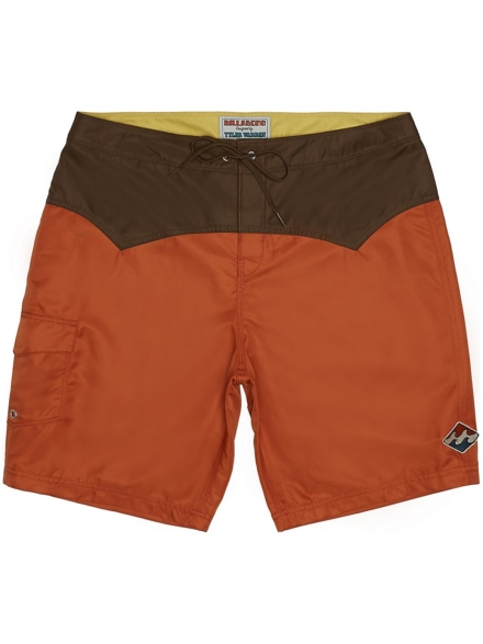 Billabong Western Boardshorts oranje