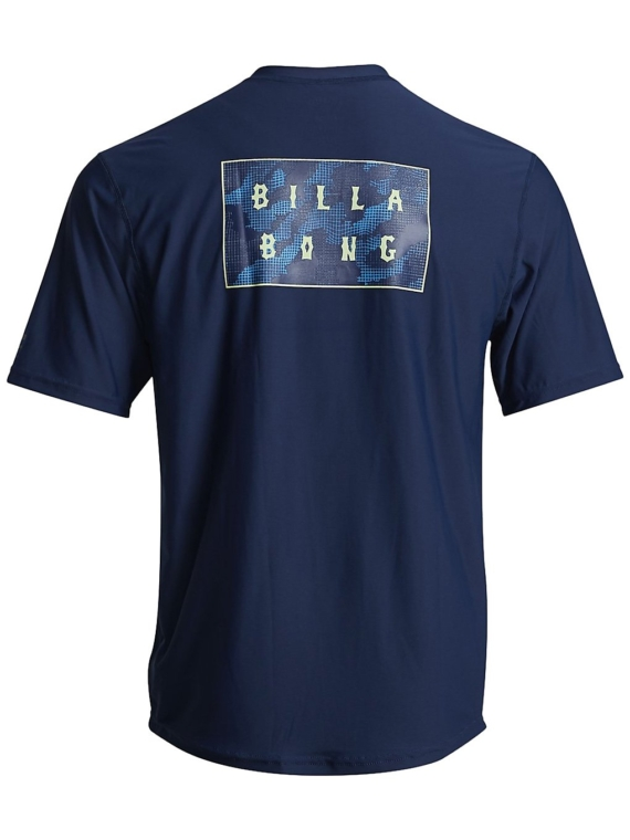 Billabong Die Cut Lycra blauw