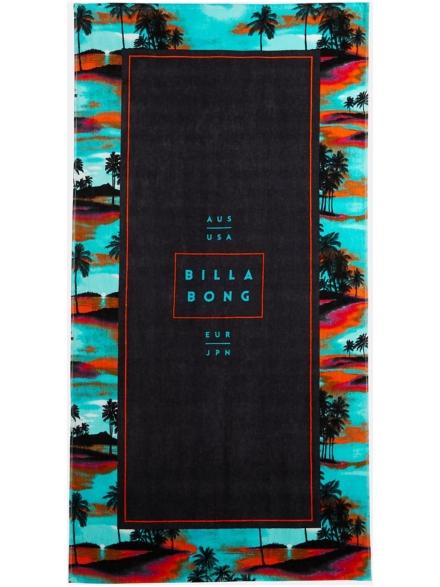 Billabong Tucked Towel blauw