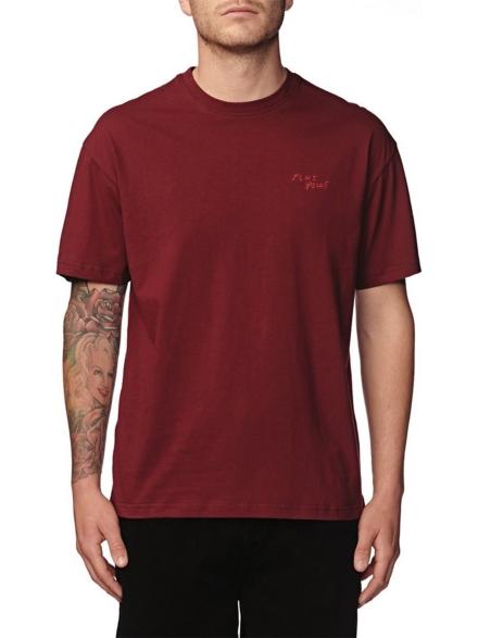 Globe Dion Agius Ripple T-Shirt patroon