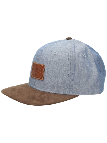 Element Collective A petje blauw