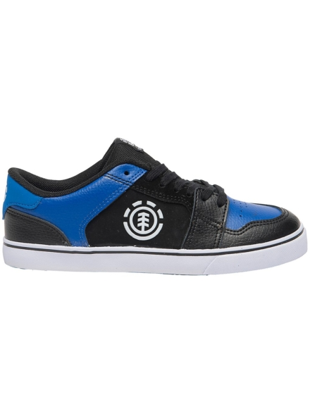 Element Heatley Sneakers zwart