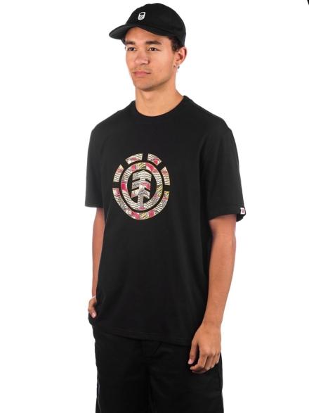 Element Origins Icon T-Shirt zwart