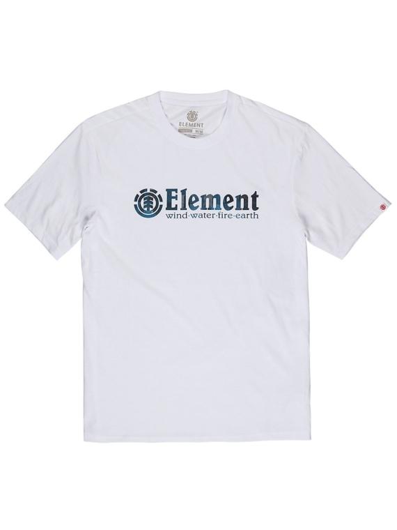 Element Boro T-Shirt wit