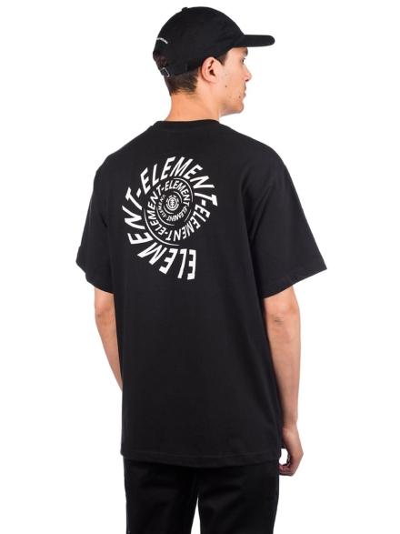 Element Frisco T-Shirt zwart