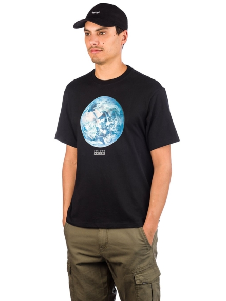 Element Earth T-Shirt zwart