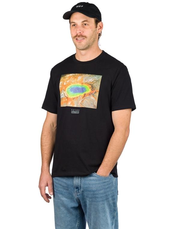 Element Geyser T-Shirt zwart