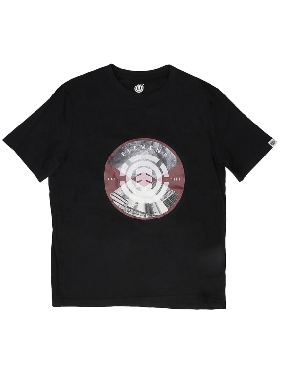 Element Aiken T-Shirt zwart