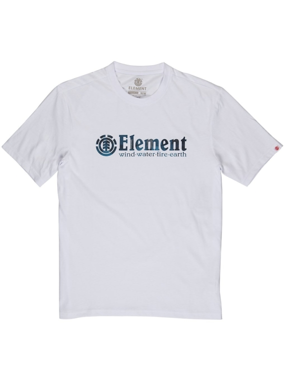 Element Boro T-Shirt wit