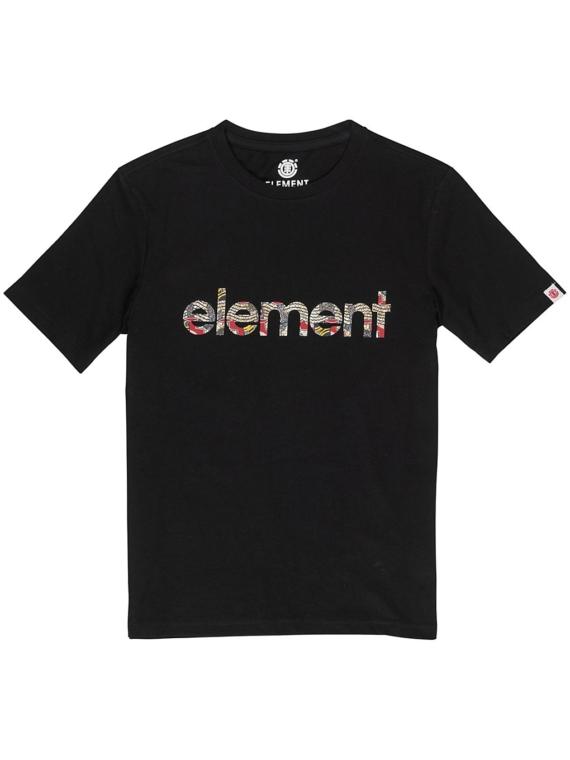 Element Origins T-Shirt zwart