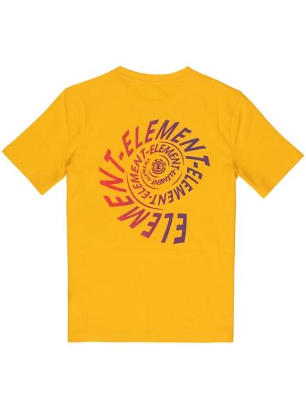 Element Frisco T-Shirt geel