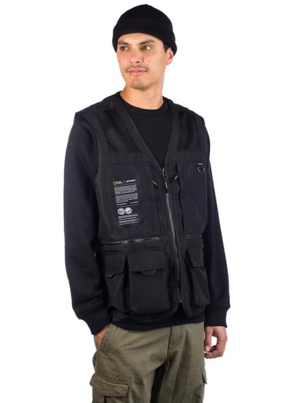 Element Aether Vest zwart