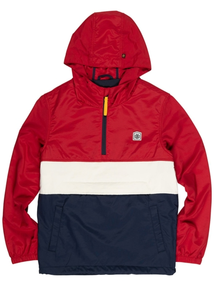 Element Oak Anorak rood