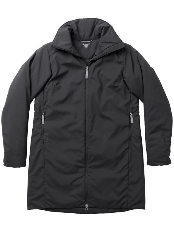 Houdini Add-In Fleece Ski jas zwart