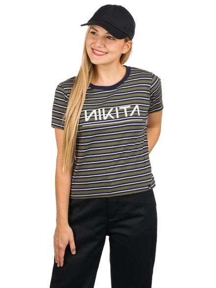 Nikita Scatter T-Shirt blauw