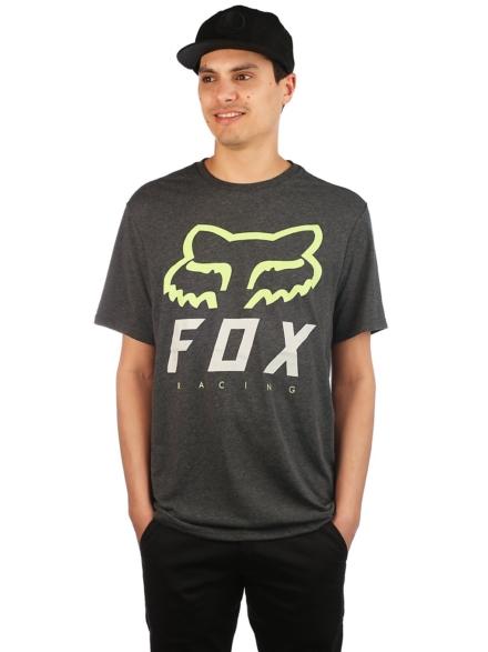 Fox Heritage Forger T-Shirt zwart