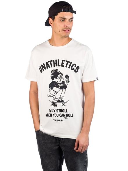 The Dudes Fatboy T-Shirt wit
