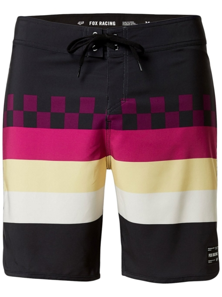 "Fox Reset Stretch FHE 18"" Boardshorts zwart"