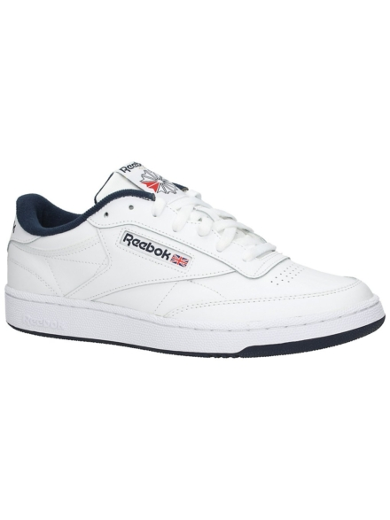 Reebok Club C 85 Sneakers wit