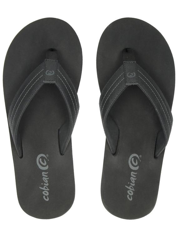 Cobian Costa slippers zwart