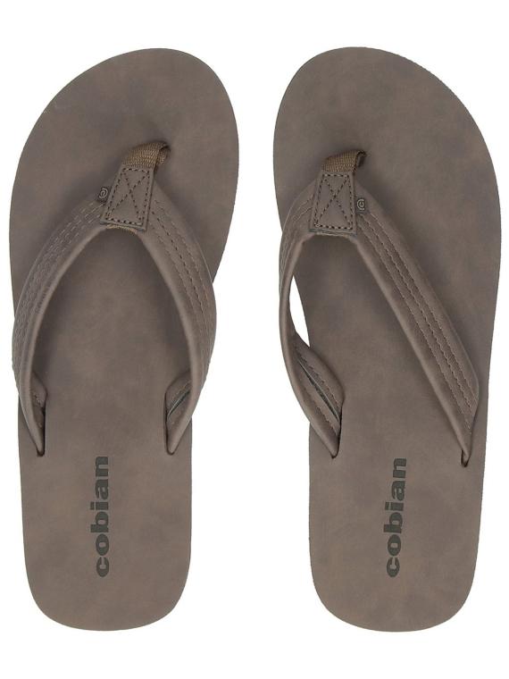 Cobian Las Olas 2 slippers bruin