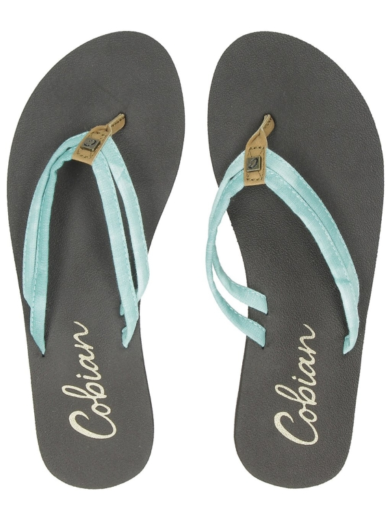 Cobian Soleil slippers groen