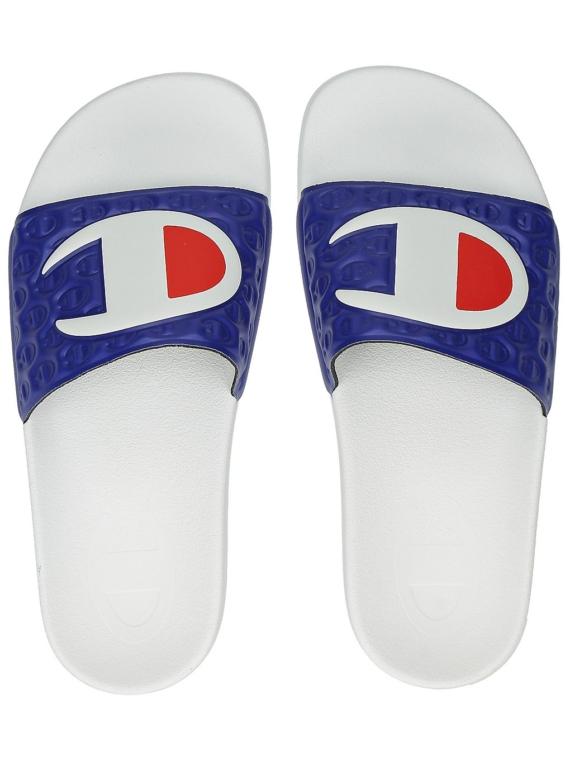 Champion M-Evo slippers wit