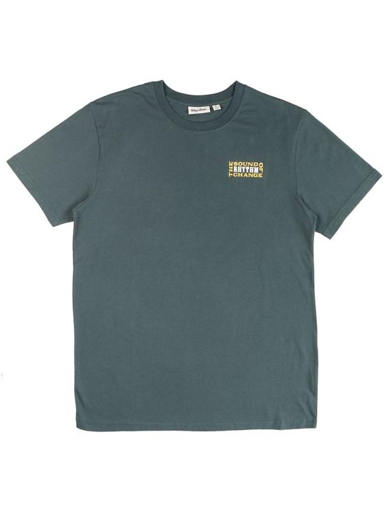 Rhythm Passage T-Shirt blauw
