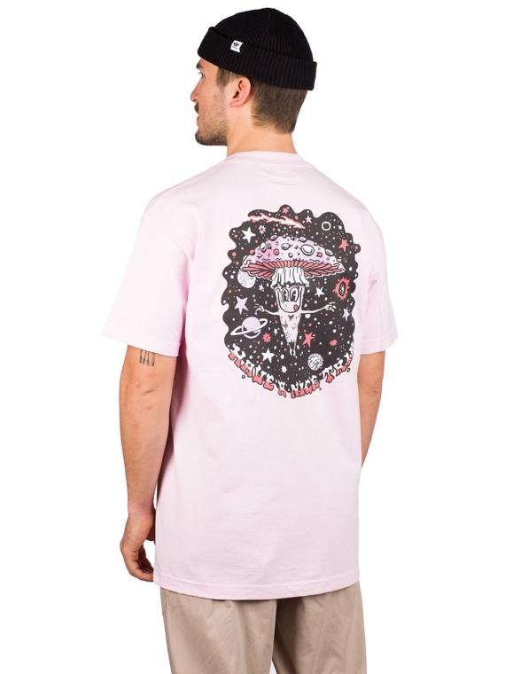 A.Lab Nice Trip T-Shirt roze