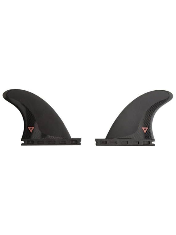 Futures Fins Quad QD2 3.75 Sym Alpha Fin Set patroon