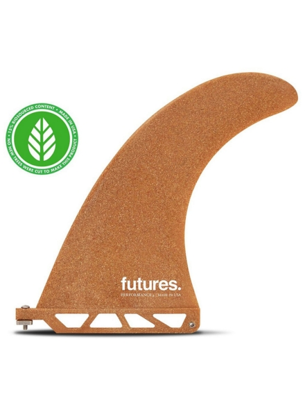 Futures Fins Performance 8.0 Rwc Us Fin bruin